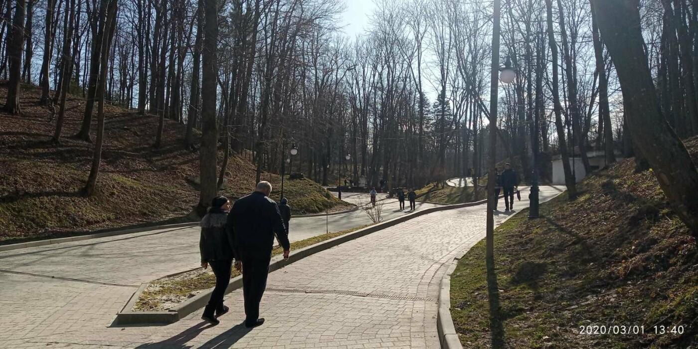 Реконструкція парку у Трускавці. ФОТО, фото-2
