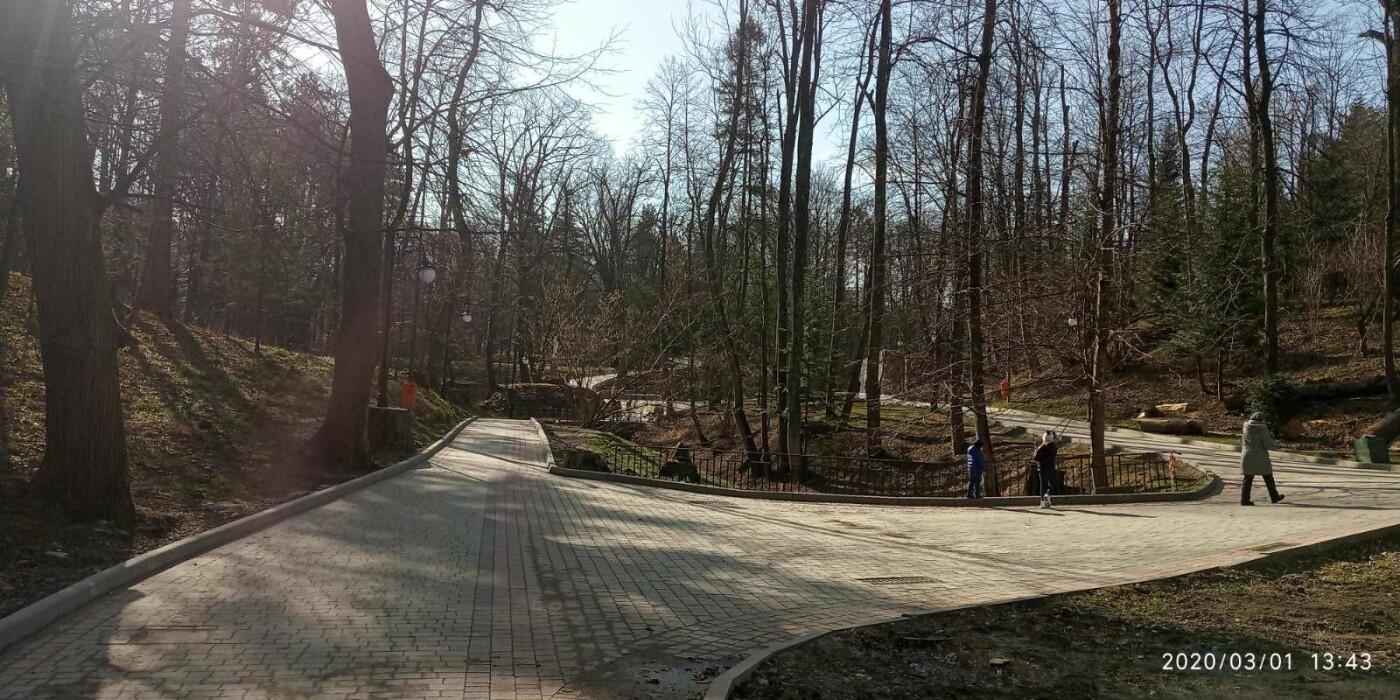 Реконструкція парку у Трускавці. ФОТО, фото-3