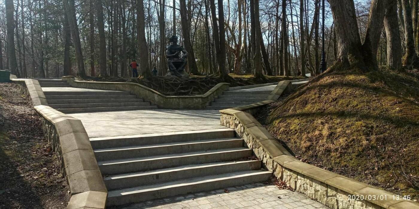 Реконструкція парку у Трускавці. ФОТО, фото-4