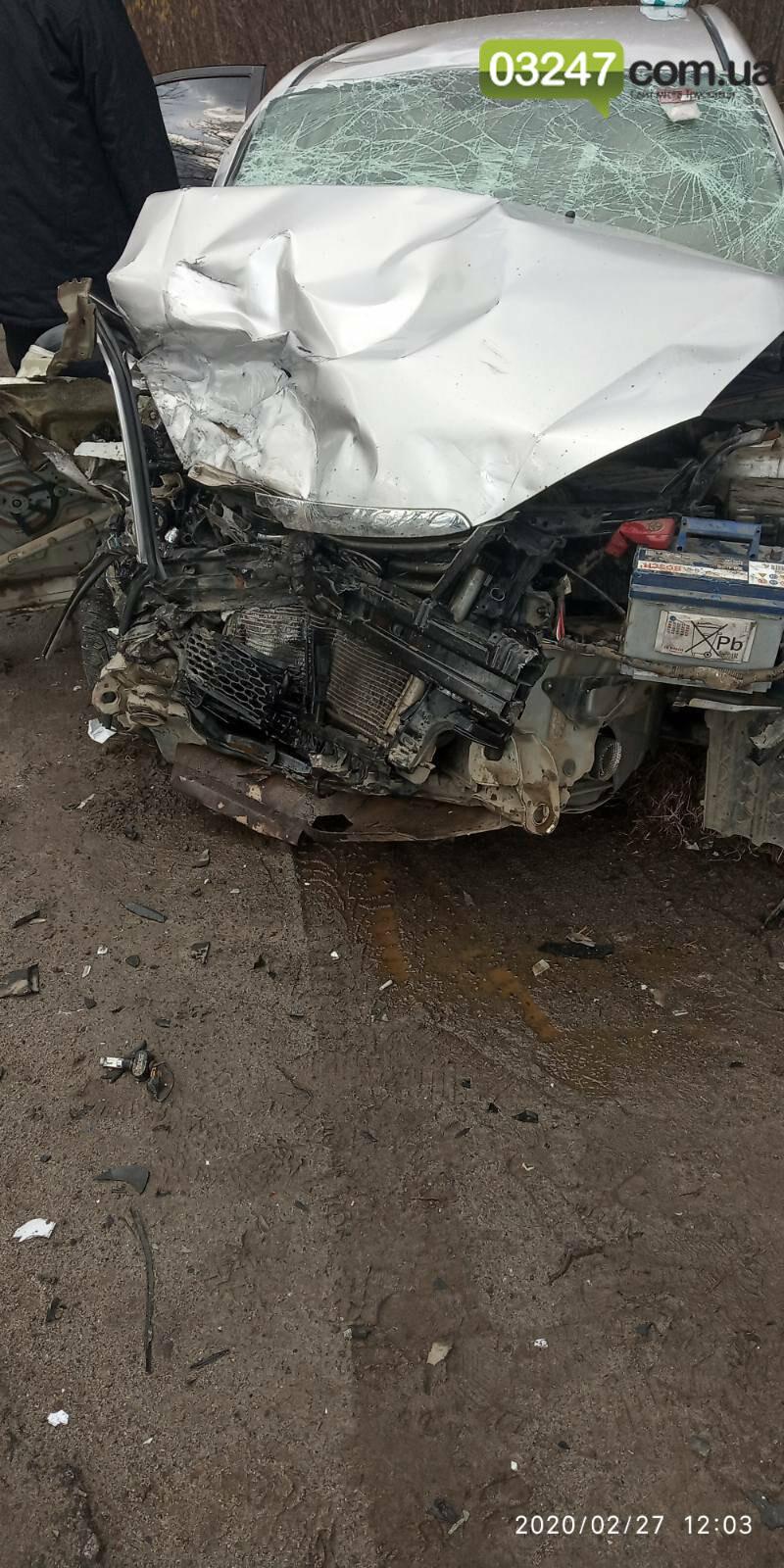 Помер один з учасників ДТП поблизу Борислава: подробиці, фото-1, 03247.com.ua