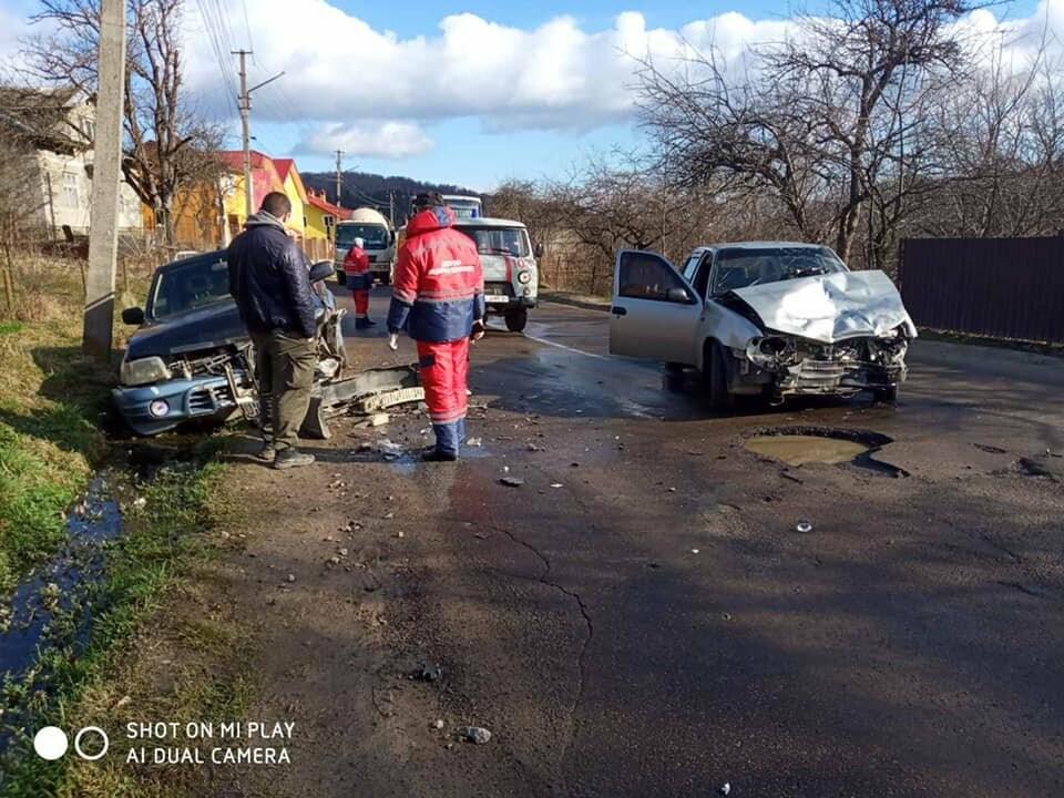В Бориславі знову сильне ДТП: цього разу на вулиці Бандери, фото-1