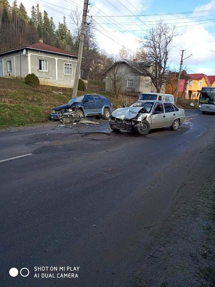 В Бориславі знову сильне ДТП: цього разу на вулиці Бандери, фото-2