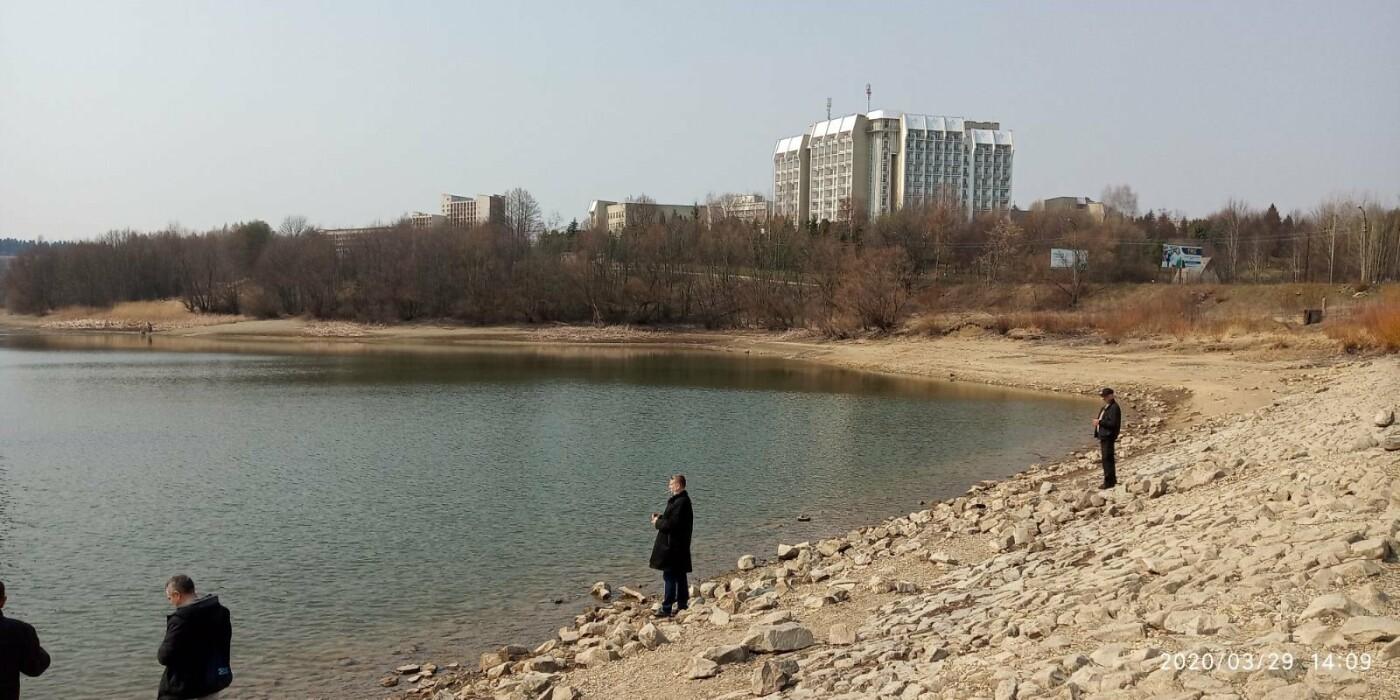 Обсервація та риболовля на Трускавецькому водосховищі, фото-1, 03247.com.ua