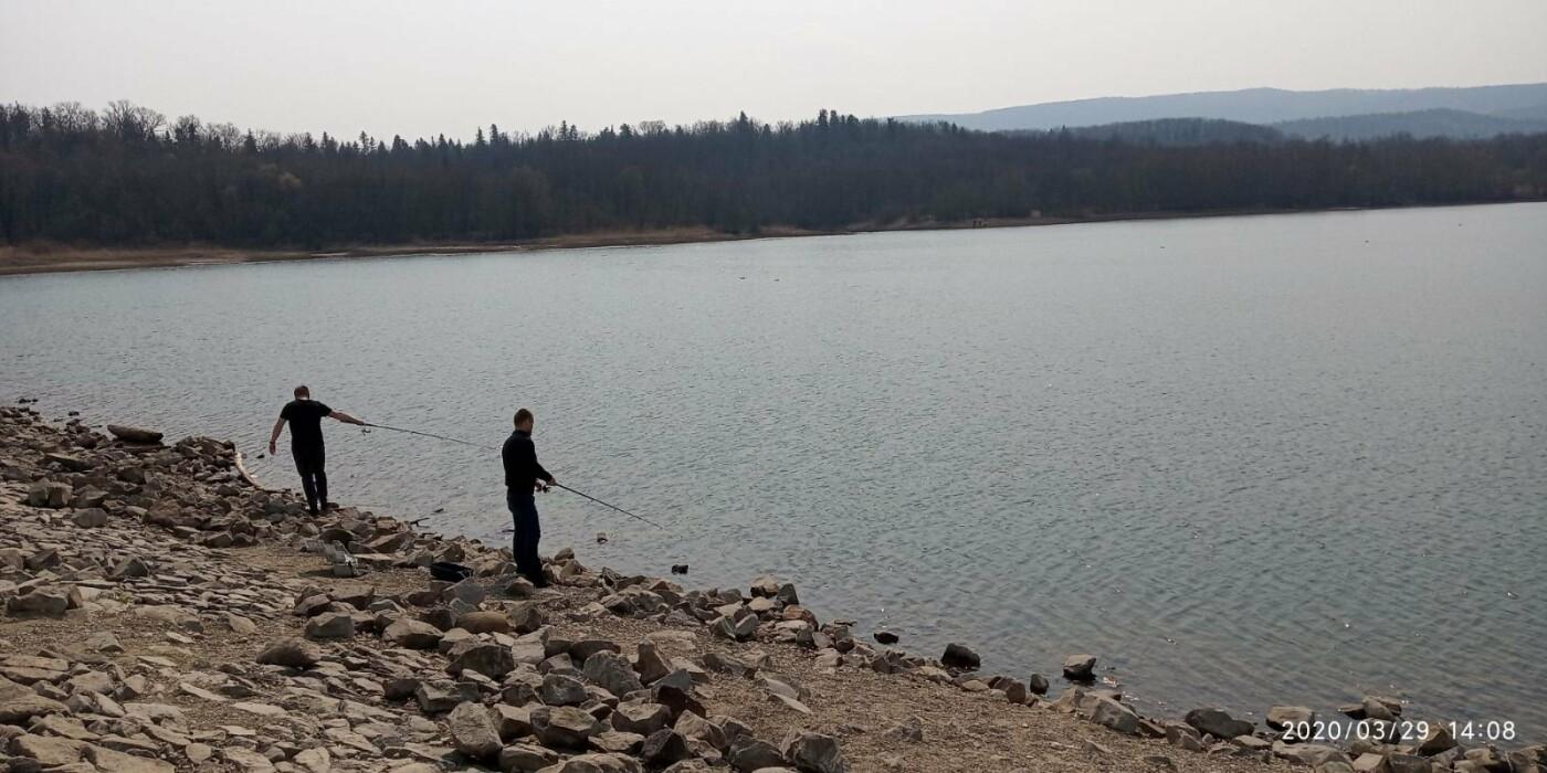 Обсервація та риболовля на Трускавецькому водосховищі, фото-2, 03247.com.ua