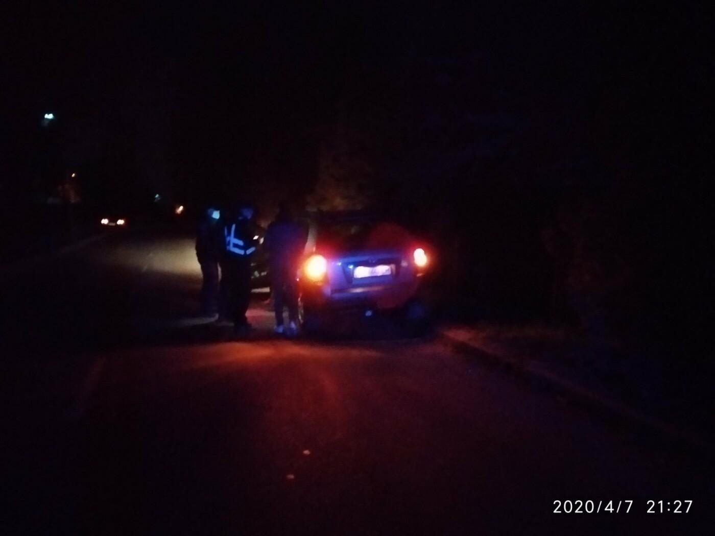 На автошляху Трускавець-Стебник ДТП - збили жінку, фото-4, Фото - 03247.com.ua