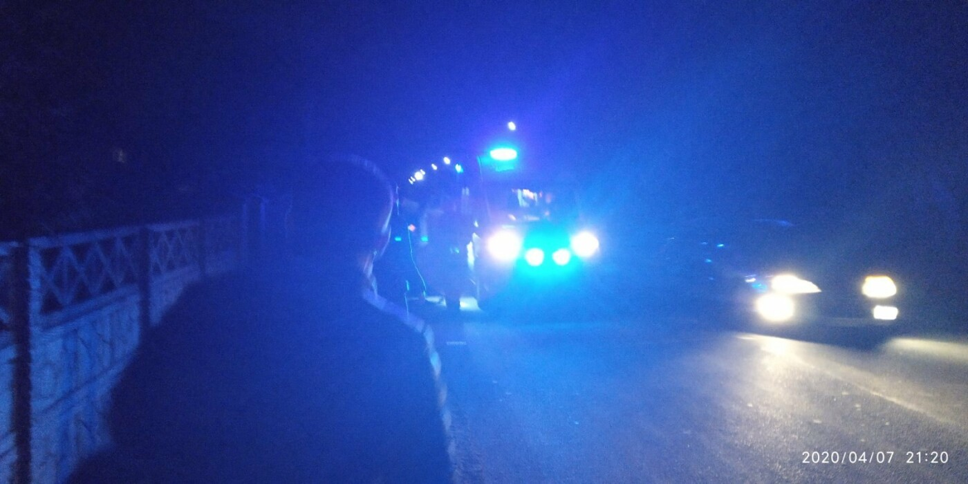 На автошляху Трускавець-Стебник ДТП - збили жінку, фото-5, Фото - 03247.com.ua