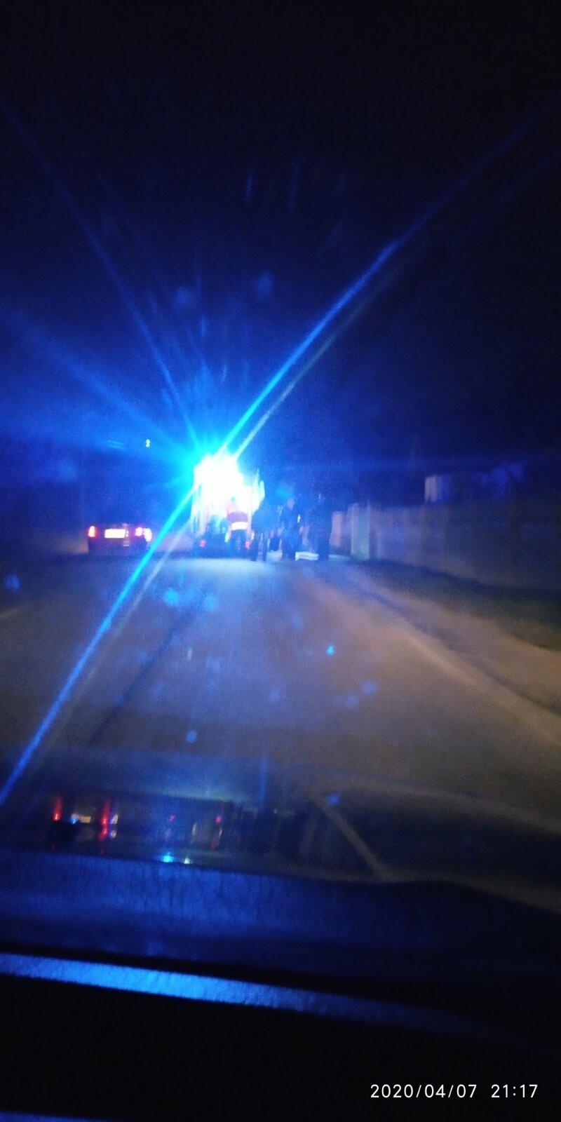 На автошляху Трускавець-Стебник ДТП - збили жінку, фото-3, Фото - 03247.com.ua