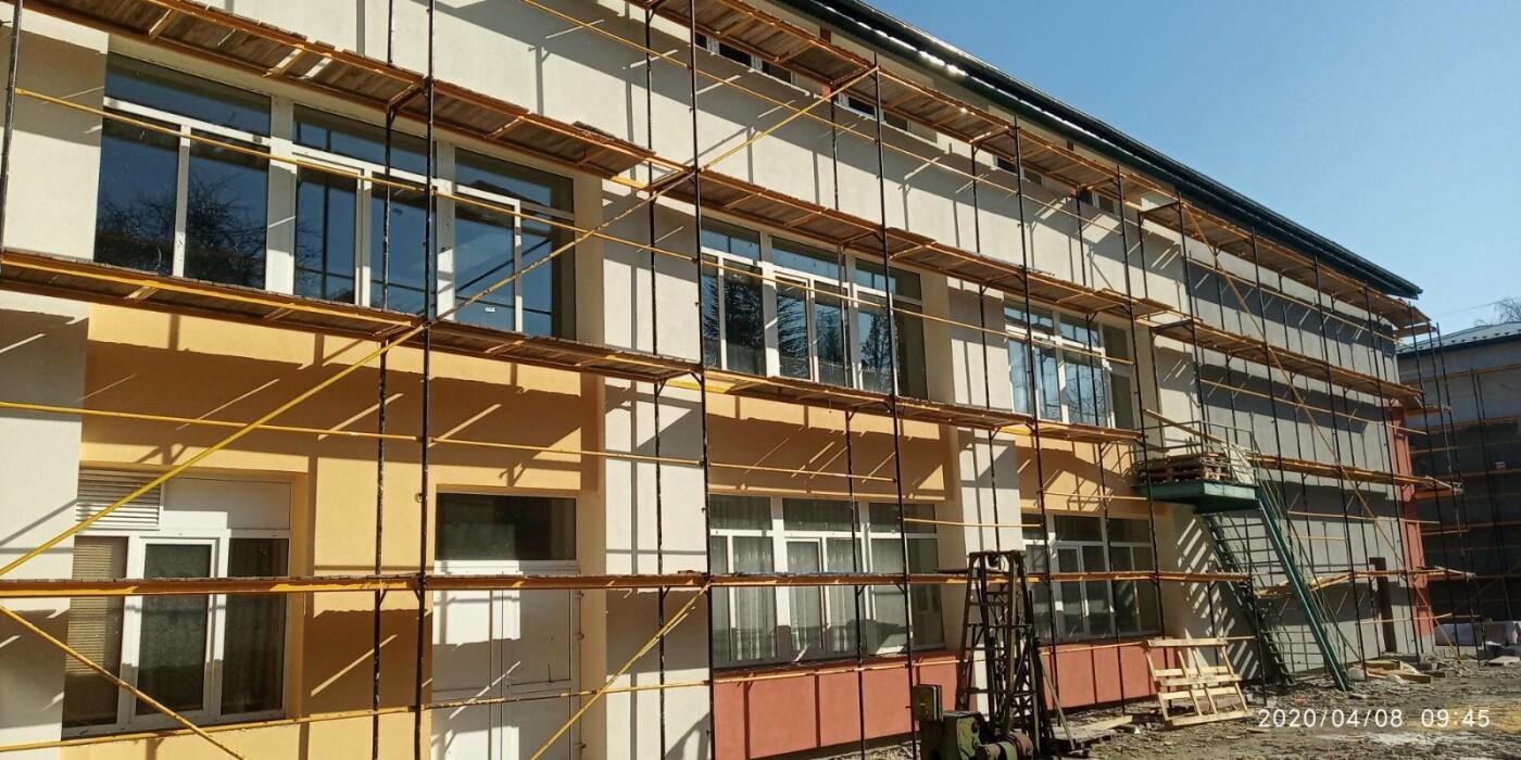 Трускавець на карантині: ремонтують школу та будують багатоповерхівки, фото-2, Фото - 03247.com.ua
