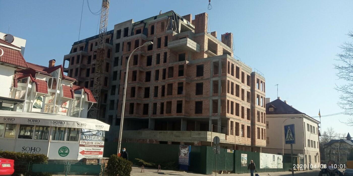 Трускавець на карантині: ремонтують школу та будують багатоповерхівки, фото-5, Фото - 03247.com.ua