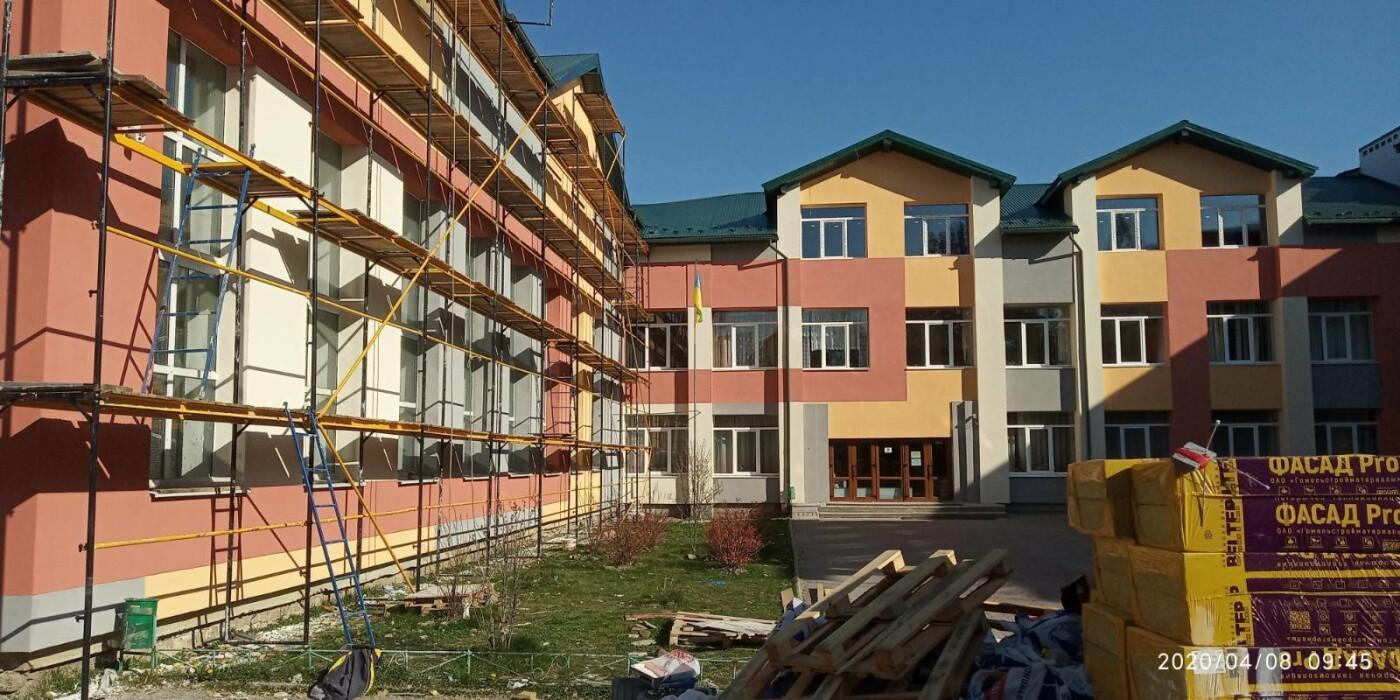 Трускавець на карантині: ремонтують школу та будують багатоповерхівки, фото-1, Фото - 03247.com.ua