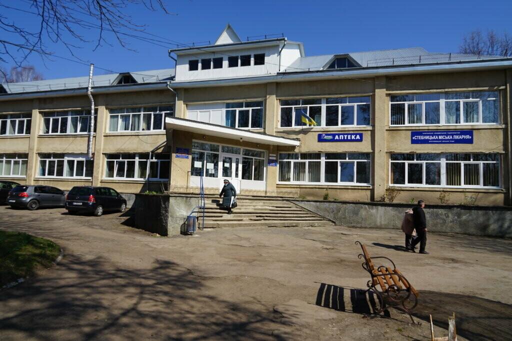 Стебницька лікарня НЕ прийматиме хворих на COVID-19 з інших районів, фото-1