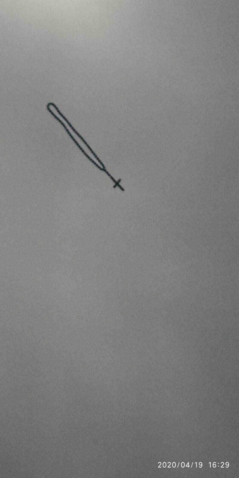 Великдень у Трускавці: над містом літала вервиця із надувних шарів. Фото, фото-1, 03247.com.ua