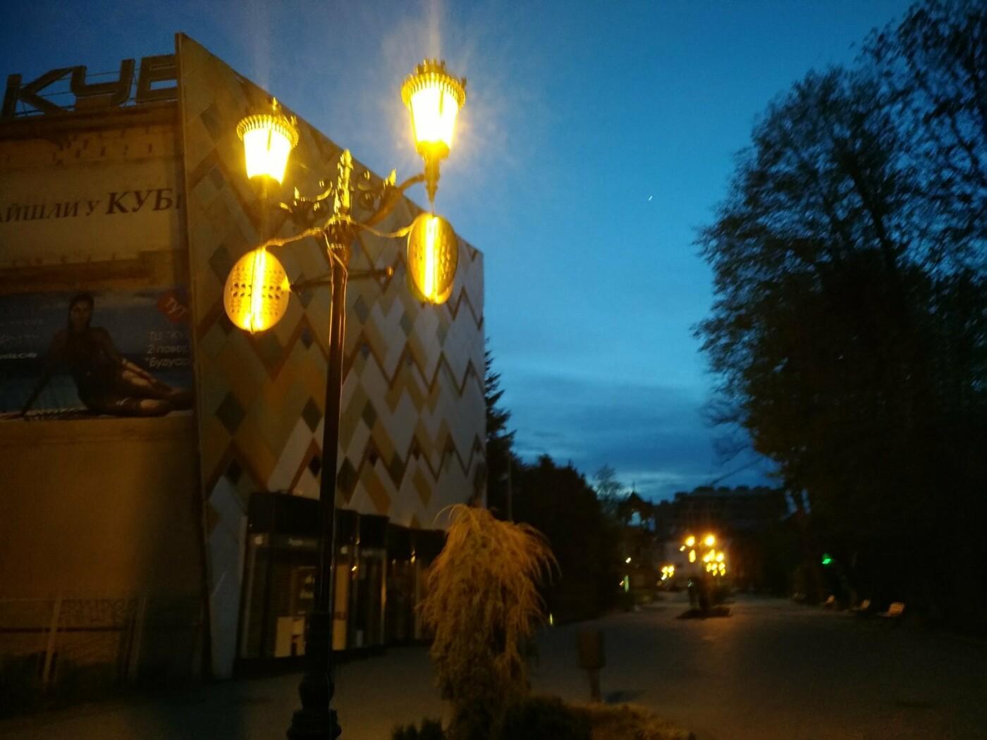 Дивовижний Трускавець: вечірній фотоогляд центральної частини міста-курорту, фото-16, Фото - 03247.com.ua
