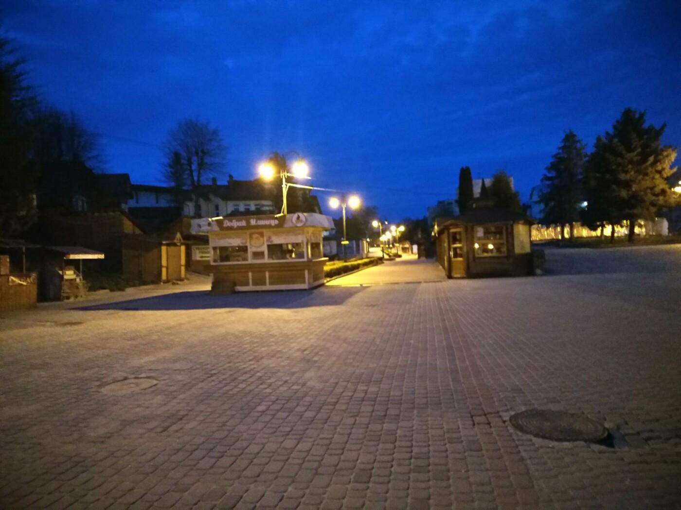 Дивовижний Трускавець: вечірній фотоогляд центральної частини міста-курорту, фото-14, Фото - 03247.com.ua