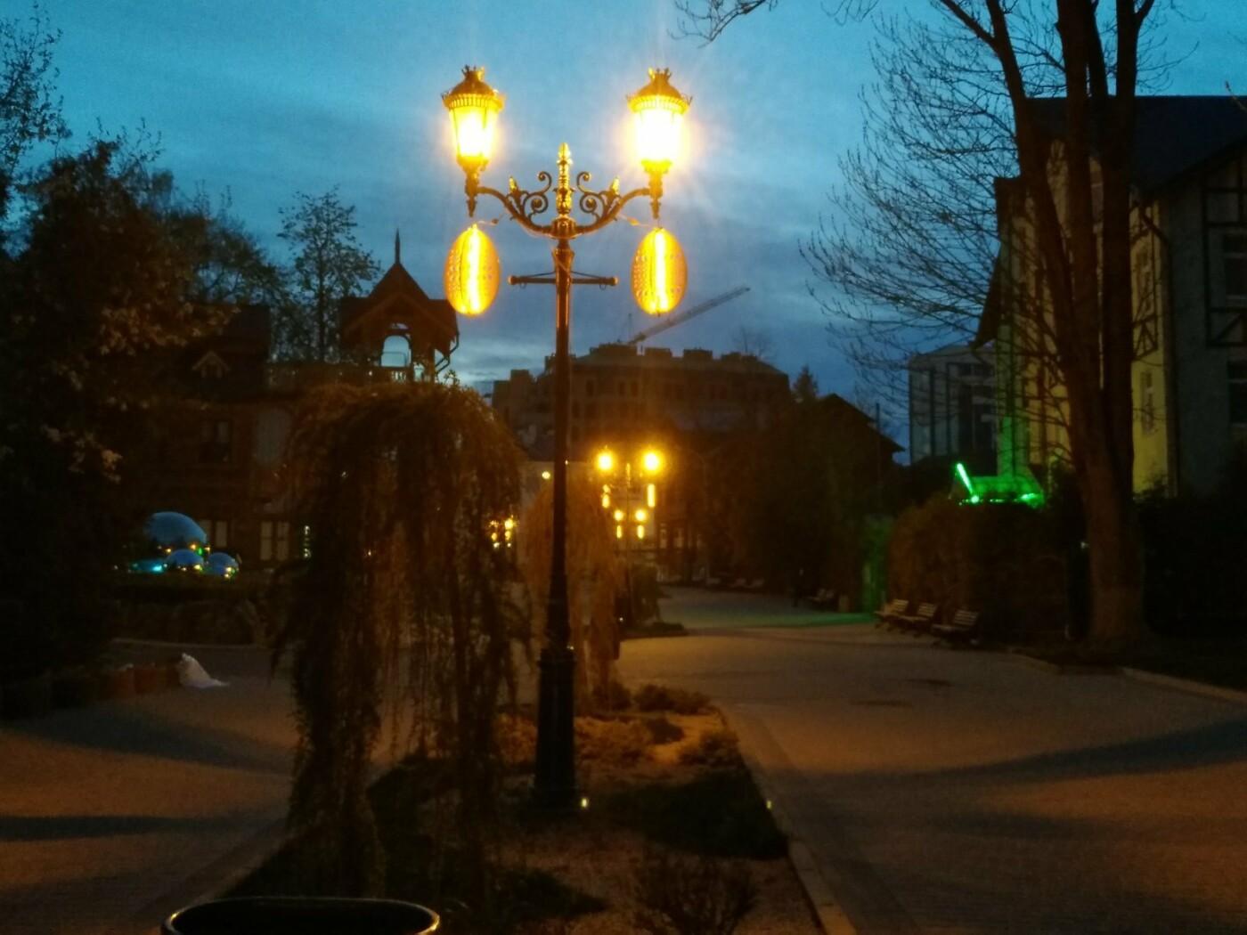 Дивовижний Трускавець: вечірній фотоогляд центральної частини міста-курорту, фото-12, Фото - 03247.com.ua