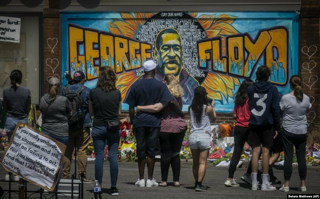 У США хвиля жорстоких протестів через смерть Джорджа Флойда (фотогалерея), фото-3