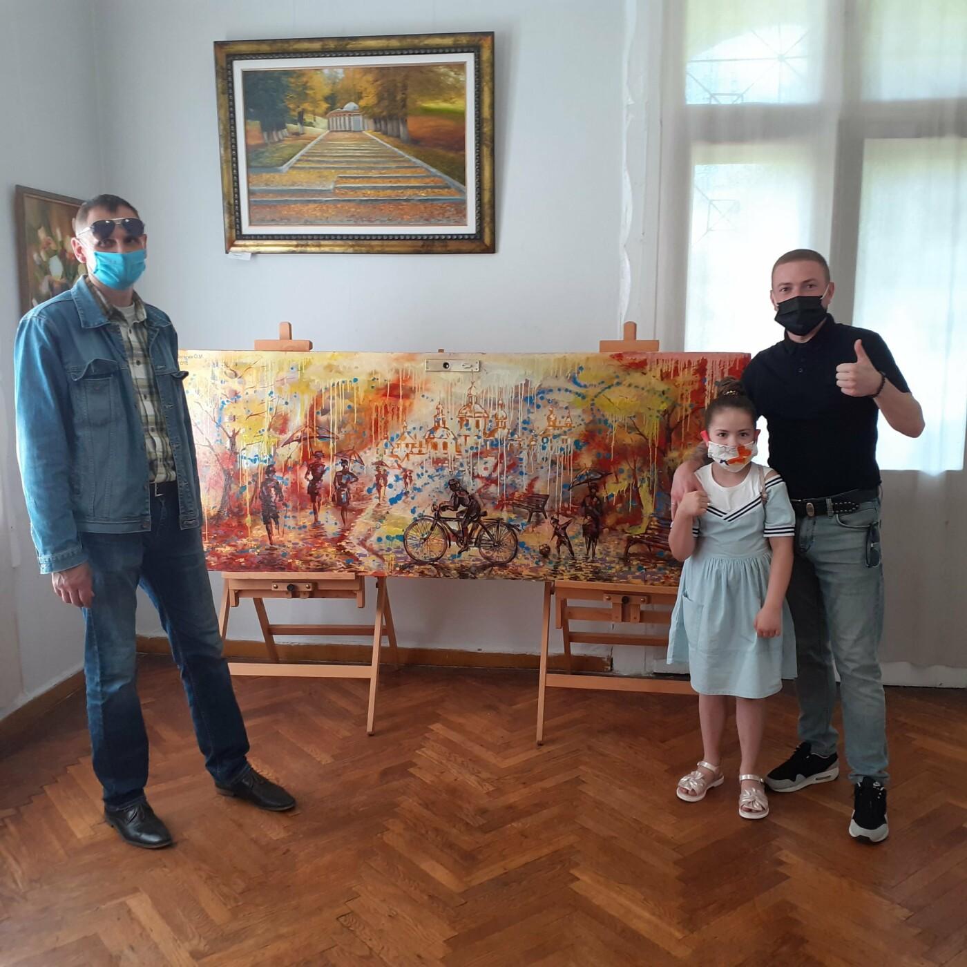 У музеї Михайла Біласа відкрилась виставка трускавецьких митців, фото-4
