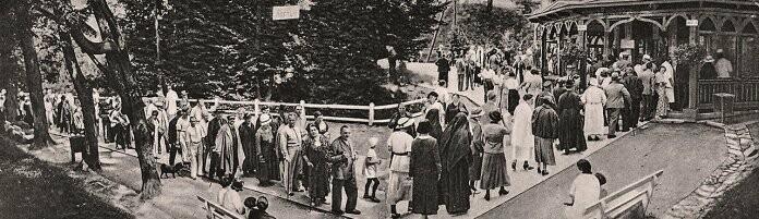 193 роки курорту: історії цілющих джерел Трускавця, фото-2