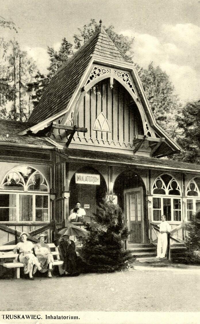 193 роки курорту: історії цілющих джерел Трускавця, фото-7