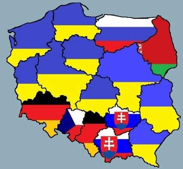Як б виглядала Польща без поляків, хто б заселяв цю країну?, фото-1
