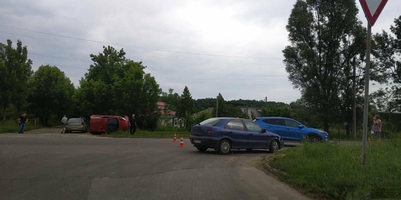 При в'їзді в Трускавець - чергове ДТП (ФОТО), фото-1