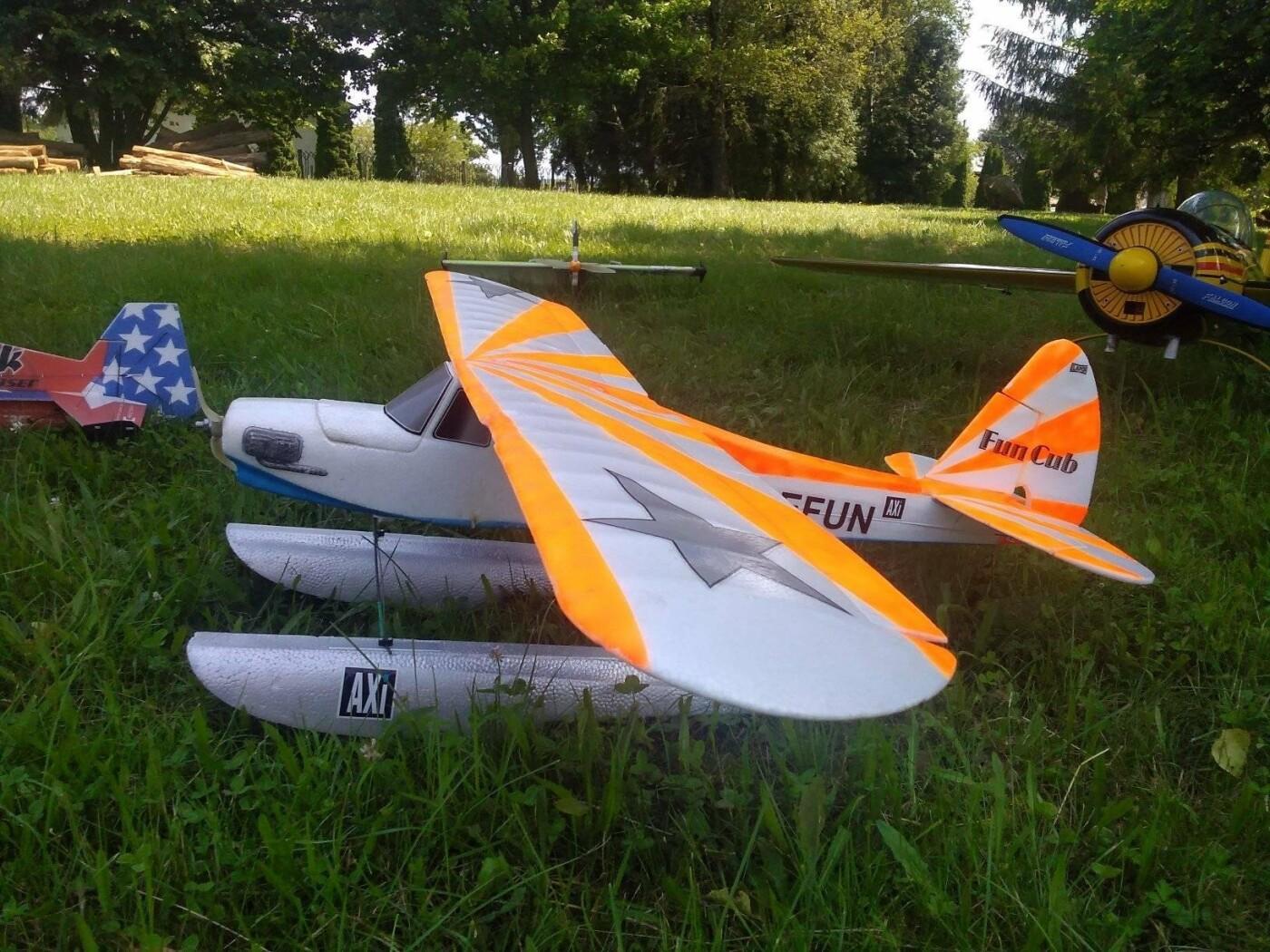 В Нагуєвичах запускають модельну авіацію, фото-4