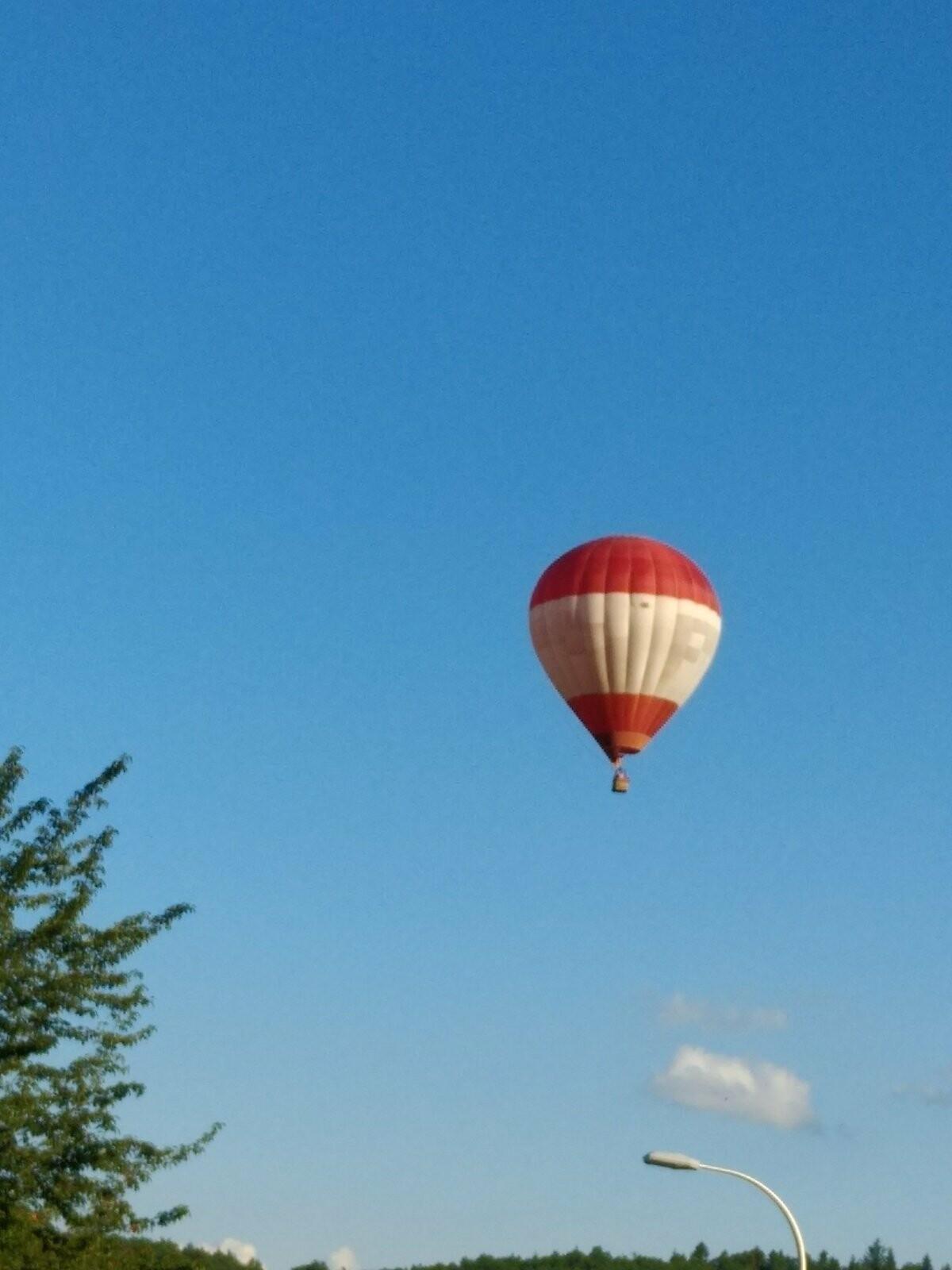 Над Трускавцем літали повітряні кулі (ФОТО), фото-2