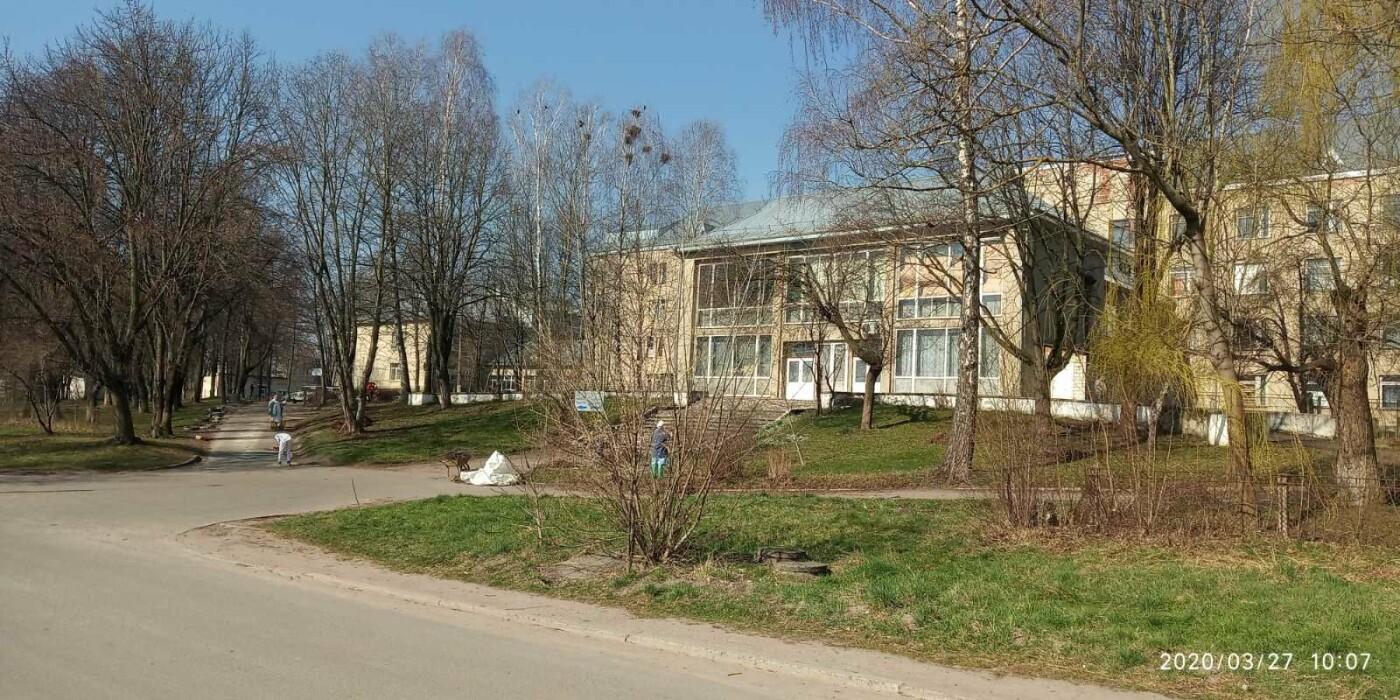 Щоб госпіталізувати хворих у Стебницьку лікарню, потрібно збільшити кількість ліжкомісць, фото-1