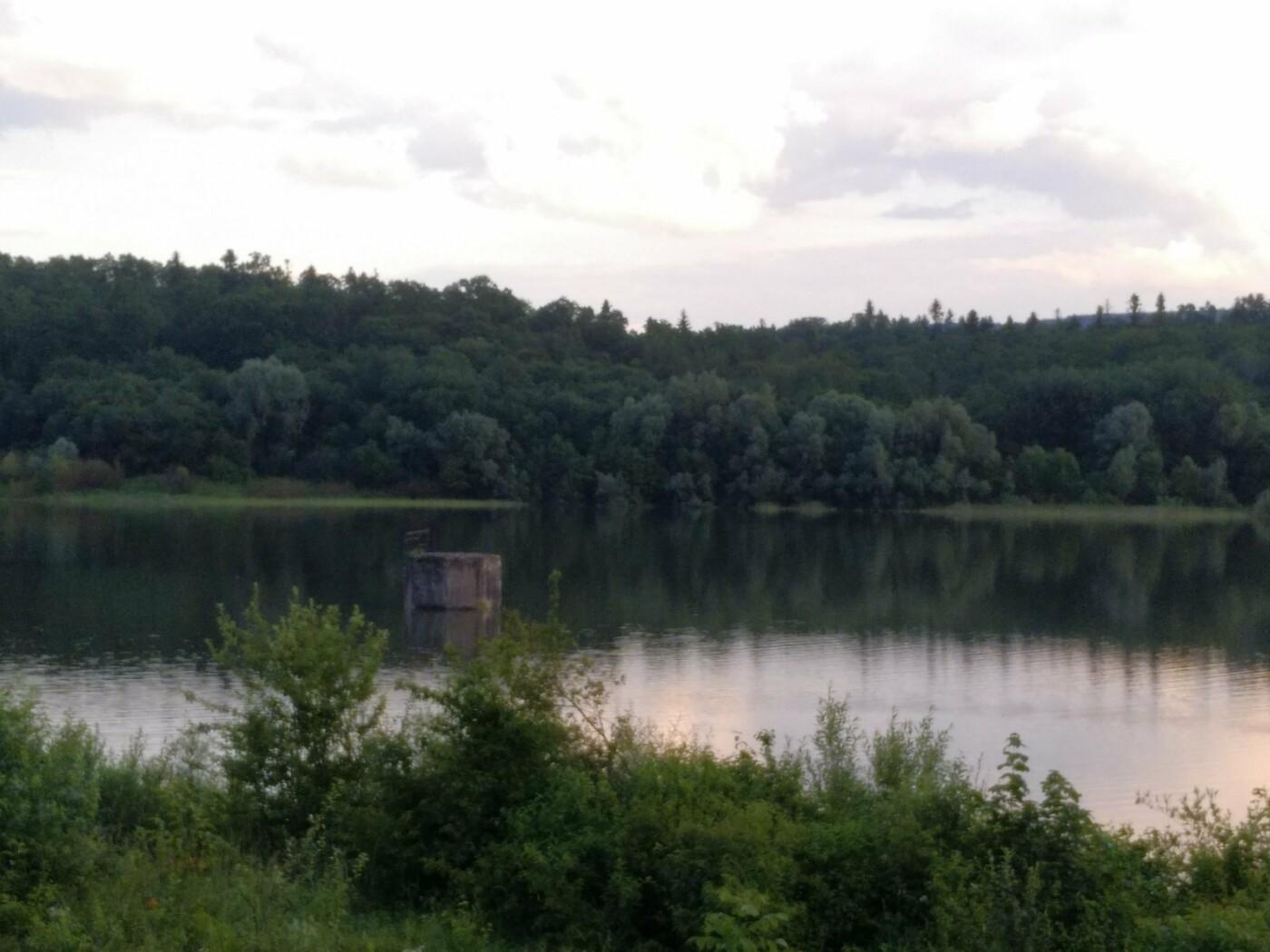 Повноводне трускавецьке озеро манить красою (ФОТО), фото-3, фото - 03247.com.ua