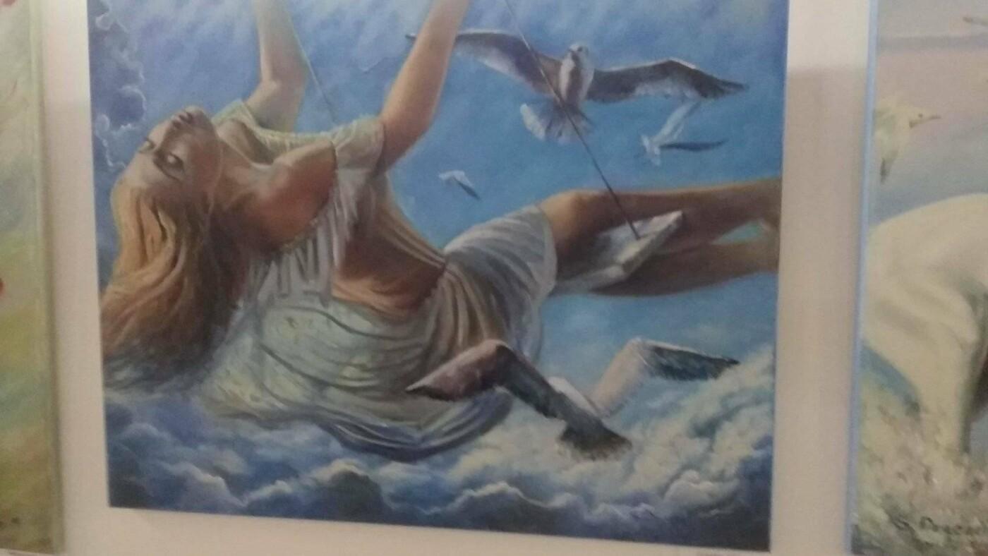 """У """"Нагуєвичах"""" відкрилась художня виставка в стилі про-арт, фото-8"""