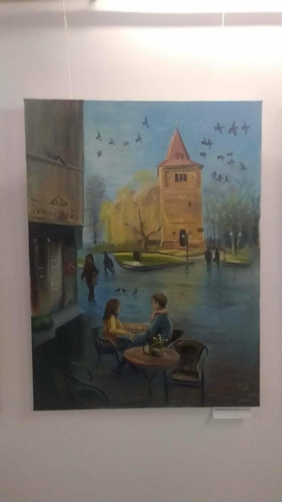 """У """"Нагуєвичах"""" відкрилась художня виставка в стилі про-арт, фото-9"""