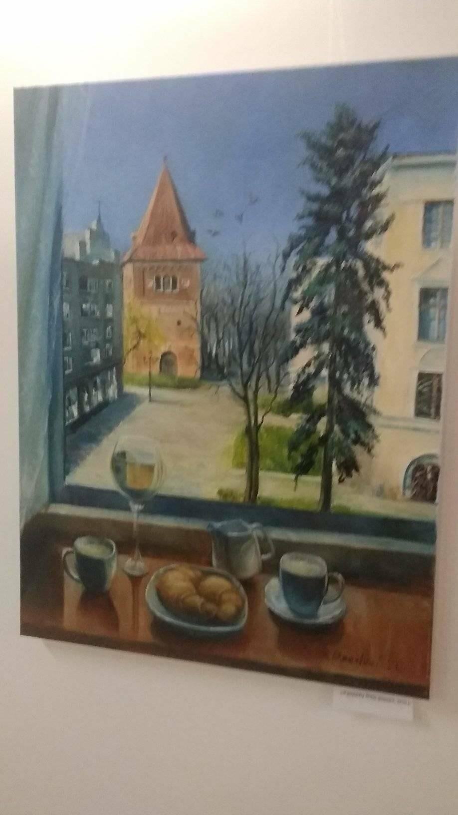 """У """"Нагуєвичах"""" відкрилась художня виставка в стилі про-арт, фото-10"""