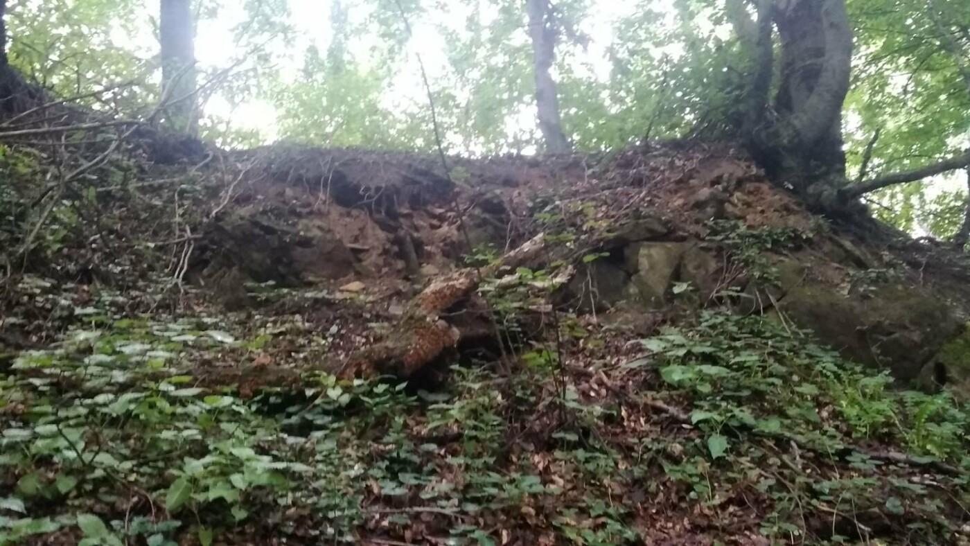 На Дрогобиччині віднайшли давньоруське городище , фото-5