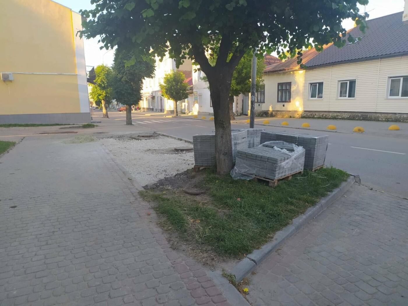 В Бориславі ремонтують вулицю Шевченка, фото-1