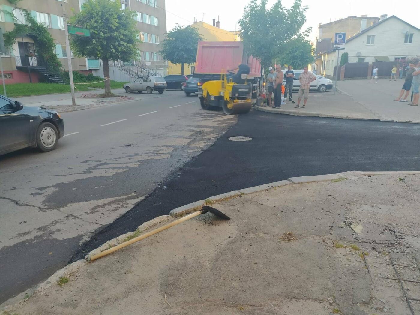 В Бориславі ремонтують вулицю Шевченка, фото-5