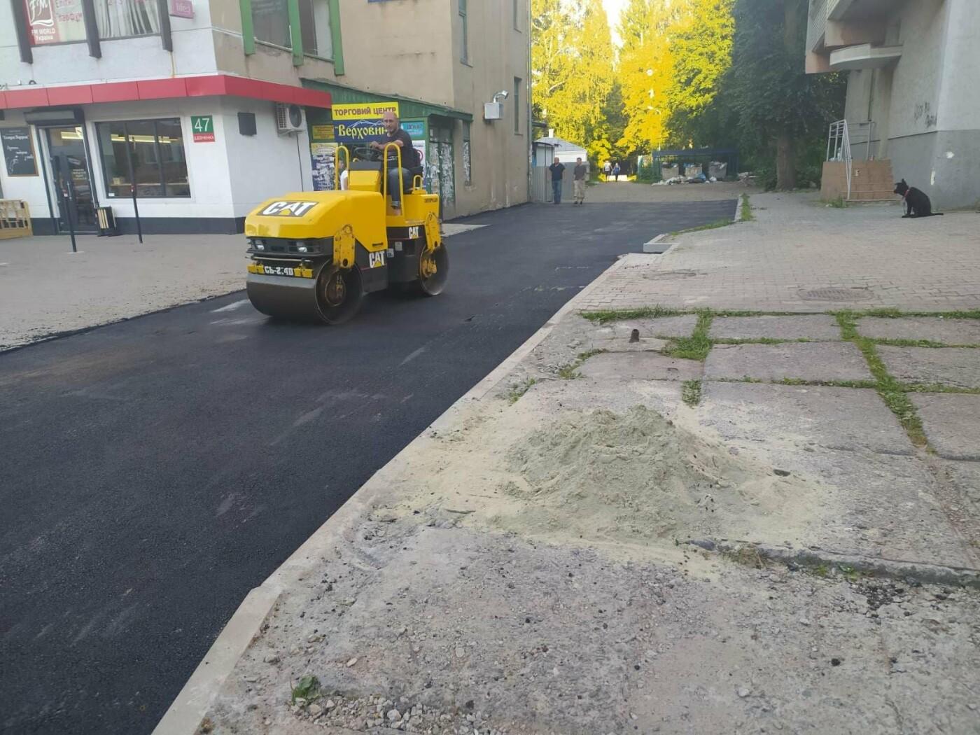 В Бориславі ремонтують вулицю Шевченка, фото-6