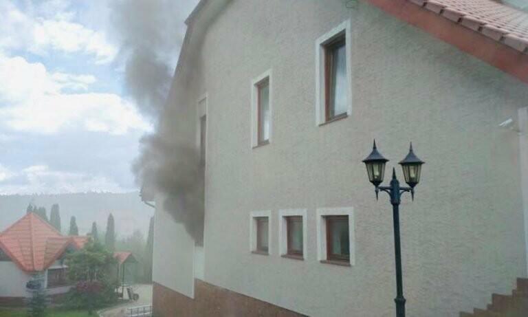 У Трускавці палав приватний житловий будинок, фото-2, Фото: Варто-Галицькі новини