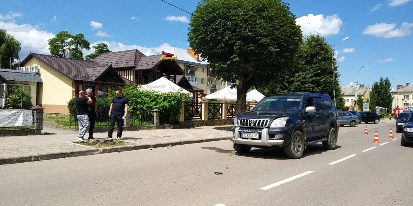 У центрі Борислава чергова ДТП , фото-2