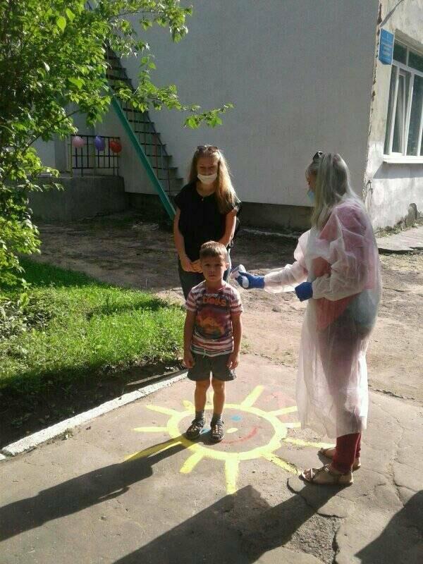 Садочки Дрогобиччини святкують відновлення роботи, фото-2