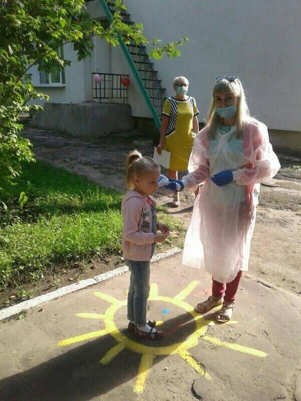 Садочки Дрогобиччини святкують відновлення роботи, фото-3