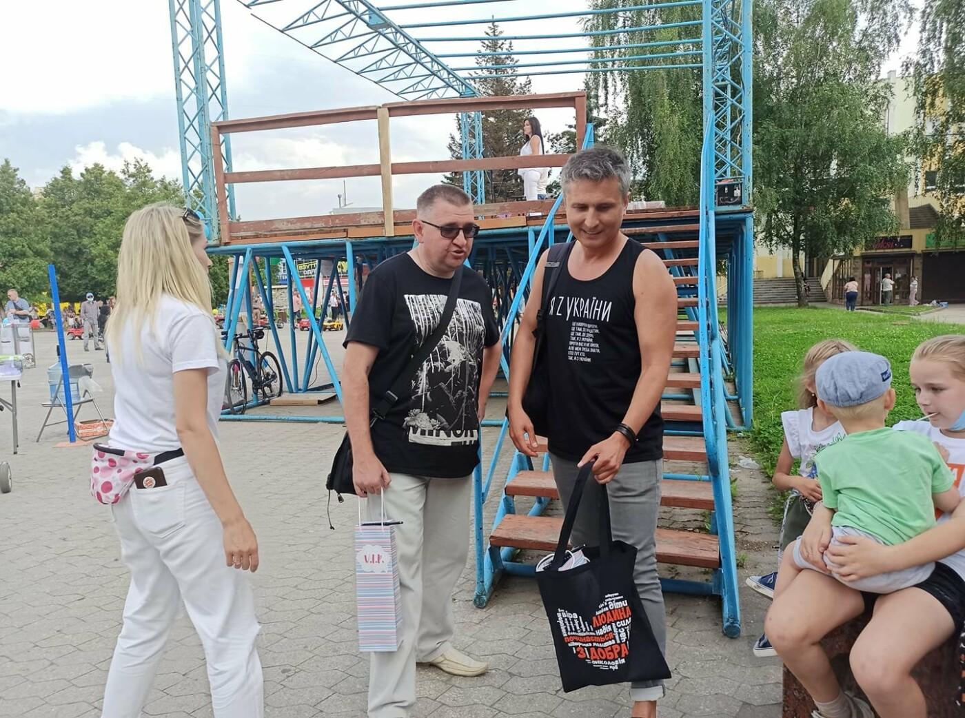 У Дрогобичі провели благодійний концерт - для онкохворих діток, фото-1