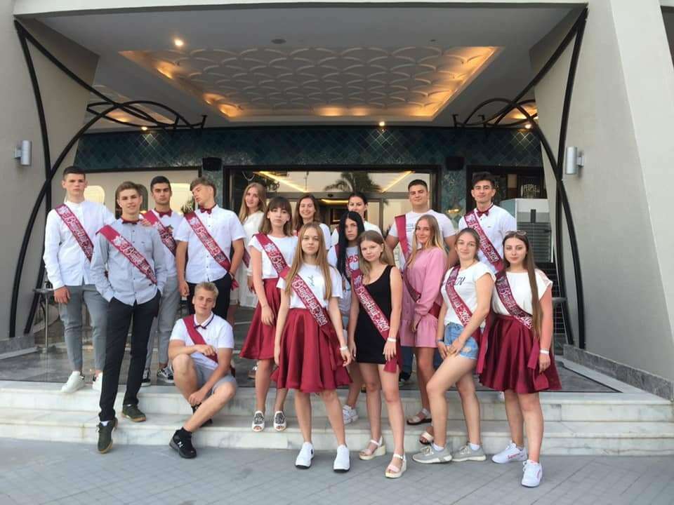 Випускники трускавецької гімназії святкували закінчення школи в Туреччині, фото-4