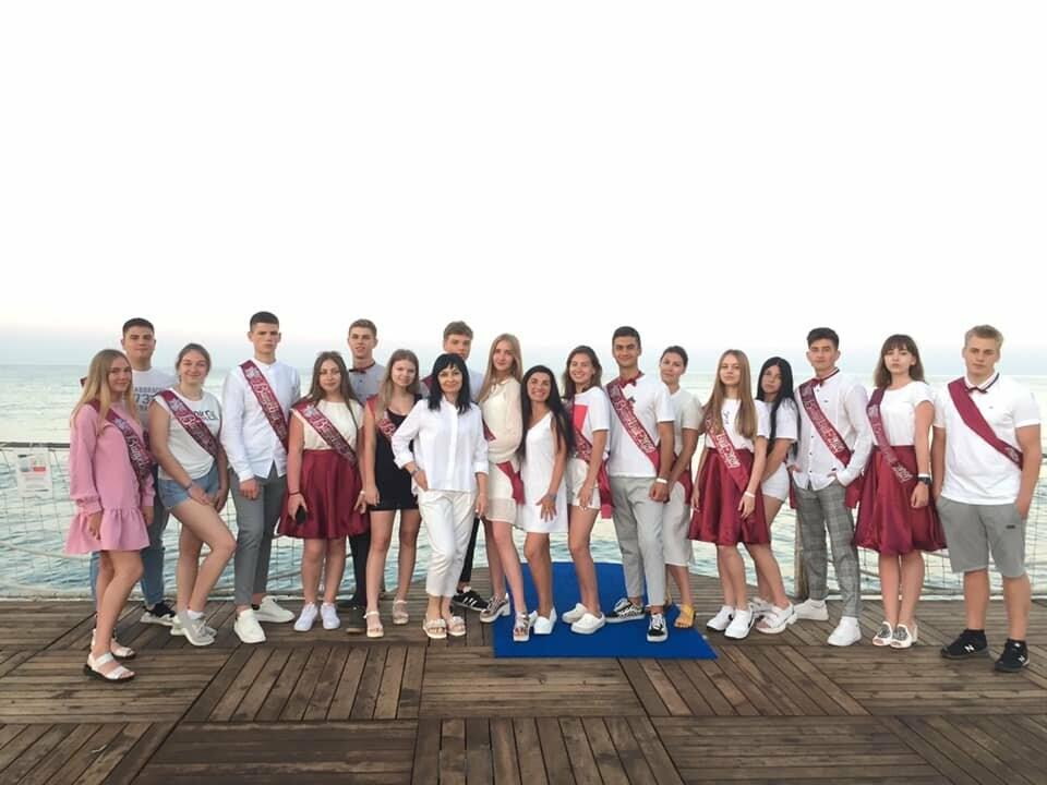 Випускники трускавецької гімназії святкували закінчення школи в Туреччині, фото-2