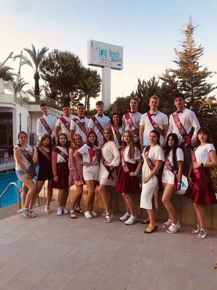 Випускники трускавецької гімназії святкували закінчення школи в Туреччині, фото-7