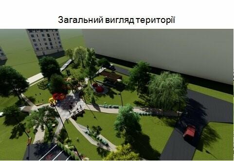 На вулиці Івасюка планують облаштувати сучасний громадський простір, фото-1