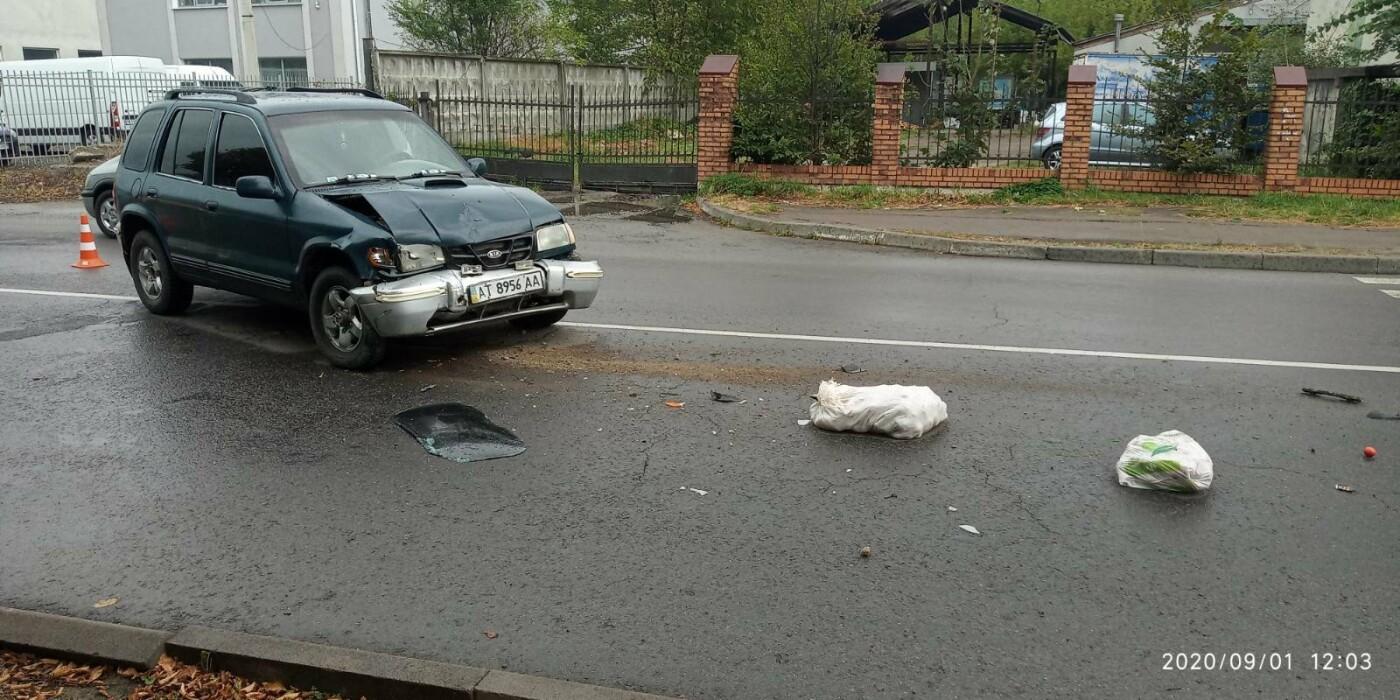 Ранкове ДТП у Дрогобичі на вулиці Трускавецькій, фото-2