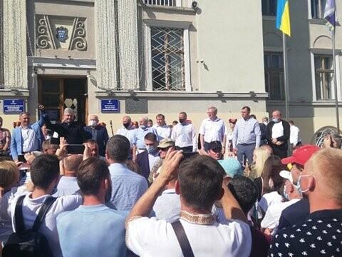 У Дрогобичі і Трускавці побував Петро Порошенко (ФОТО, ВІДЕО), фото-7