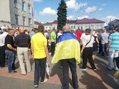 У Дрогобичі і Трускавці побував Петро Порошенко (ФОТО, ВІДЕО), фото-1