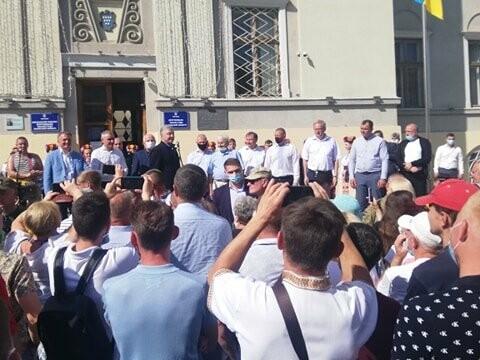 У Дрогобичі і Трускавці побував Петро Порошенко (ФОТО, ВІДЕО), фото-8