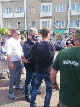 У Дрогобичі і Трускавці побував Петро Порошенко (ФОТО, ВІДЕО), фото-9